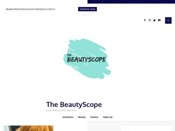 thebeautyscope.co.uk