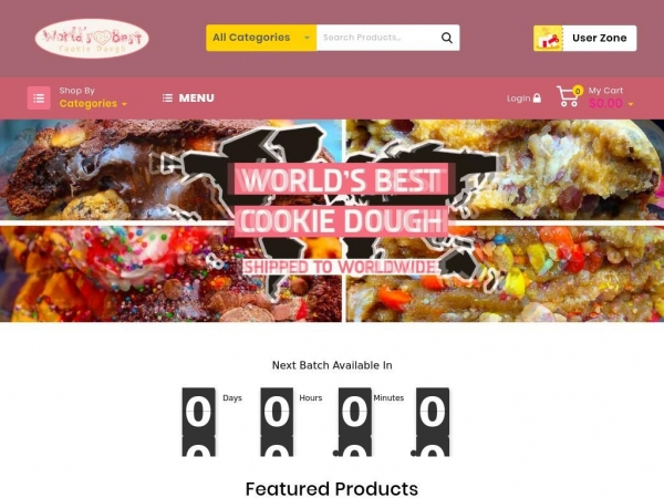 worldsbestdough.com